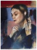 Donna con sigaretta